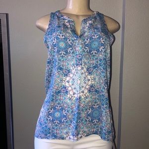 New Woman's blouse in blue